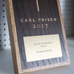 Carl Prisen Award 2017